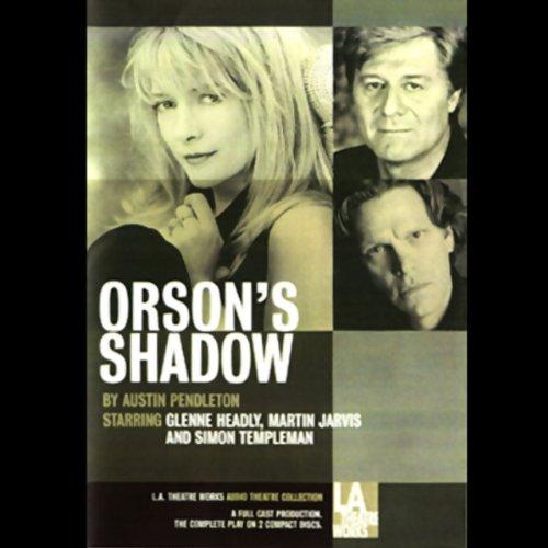 Orson's Shadow  Audiolibri