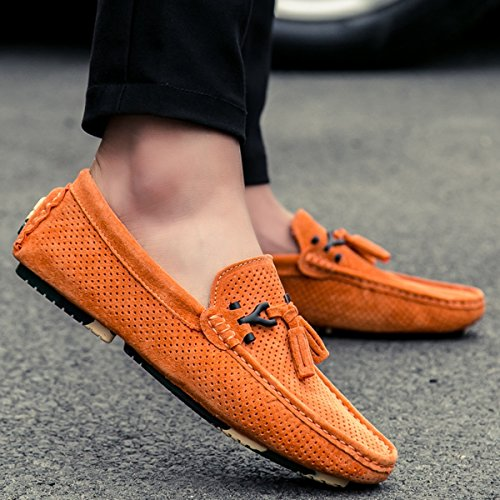 Miyoopark , Herren Mokkasins Orange