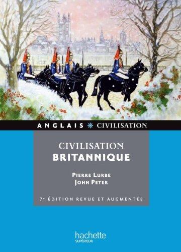 Civilisation britannique par Peter John
