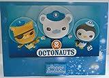 Tarjeta de cumpleaños hecha a mano inspirada en Octonauts – burbujas