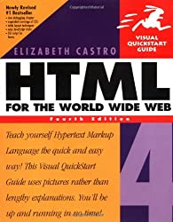 HTML 4 for the World Wide Web, Fourth Edition: Visual QuickStart Guide (Visual QuickStart Guides)