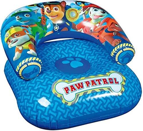 Paw Patrol Jungen Aufblasbarer Sessel - blau -