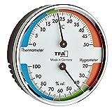 TFA dostmann-thermomètre/hygromètre sans fil pour une meilleure tFA 45.2040.42 wohn et de climat