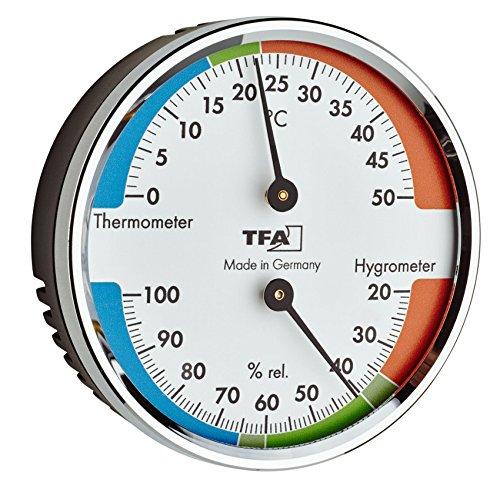 TFA Termómetro-higrómetro