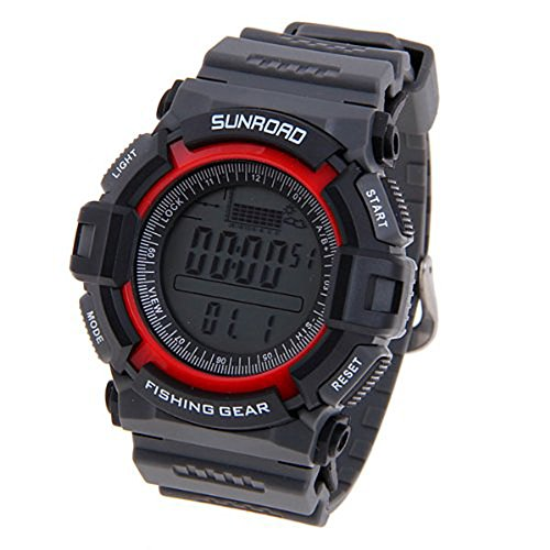 Express Panda® Multifunzione Pesca barometro Watch | Popular Orologio Digitale da Sport...