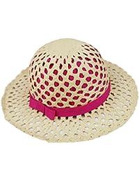 Bebé sombrero de verano duradera Chica de moda Pretty sombrero de paja  Sombrero Gentleman Sun 20 ae09233f0c9
