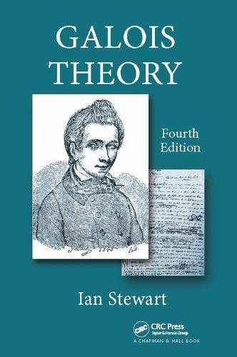 Galois Theory, Fourth Edition