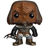 Funko - Figurita Star Trek Next Gen - Capitán Klingon Pop 10cm - 0849803049065