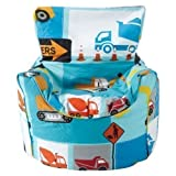 Ready Steady Bed Kinder Sitzsack Sessel Konstruktion Design Fertig Gefüllt