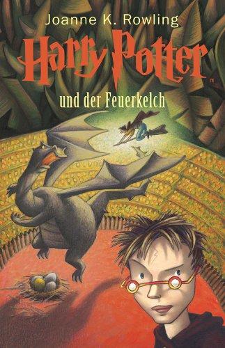 Buchseite und Rezensionen zu 'Harry Potter und der Feuerkelch (Buch 4)' von Joanne K. Rowling