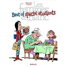Compil Femmes en blanc - tome 1 - Best of spécial étudiants