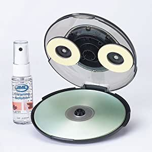JML CD/DVD DISC CLINIC CLEANER