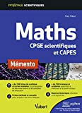 Mémento Maths - CPGE scientifiques et CAPES