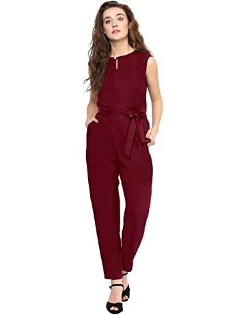 61ceba294 Jumpsuits: Buy jumpsuits for women online at best prices in India ...