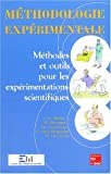 Méthodologie expérimentale - Méthodes et outils pour les expérimentations scientifiques