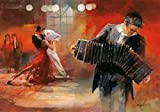 Bandoneon Poster Print by Willem Haenraets (10 x 14)