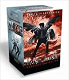 Becca Fitzpatrick Hush Hush Series Collection 4 Books Set. (Hush, Hush Cresce...