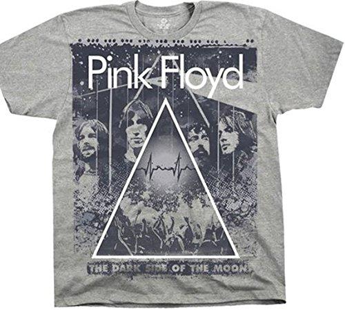 Pink Floyd - Top grigio grigio