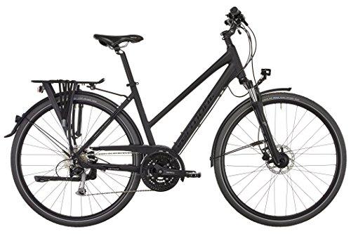 opiniones vermont eaton  u2013 bicicletas trekking  u2013 negro