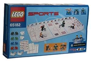 Lego Ice Hockey Sports Slammer Stadium: Amazon.co.uk: Toys