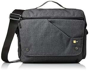 Case Logic FLXM102GY Sac besace en polyester/nylon pour Appareil photo réflex/PC Taille M Gris