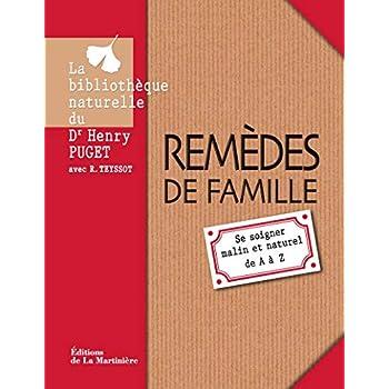 Remèdes de famille