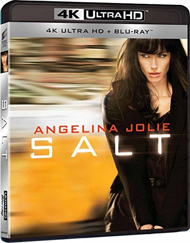 Salt (4K UHD + Blu-Ray)