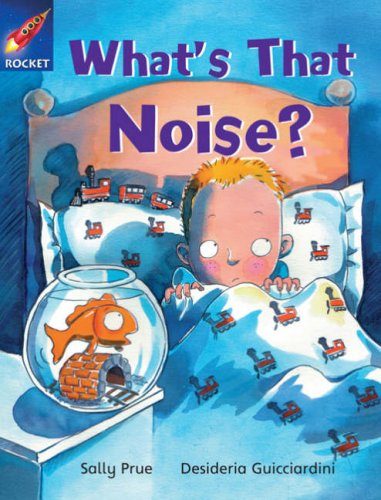 Rigby Star Independent Turquoise Reader 3: What's That Noise?