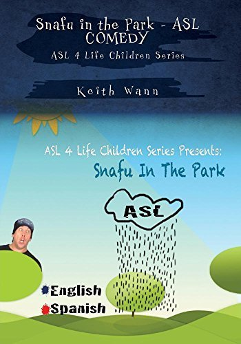 ASL COMEDY with Keith Wann by Peter Cook ()