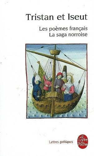 Tristan et iseut - les poemes français - la saga norroise (Lettres gothiques) por Thomas Beroul