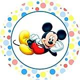 Tortenaufleger Mickey Mouse5 / 20 cm Ø