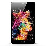 ALLDOCUBE X1 4G Fingerprint Unlock Tablet telefono, schermo FHD da 8 pollici 2560x1600, MTK X20 Deca Core, 4 GB RAM 64 GB ROM, Doppia fotocamera frontale 8MP posteriore 13MP, Android 7.1, Nero