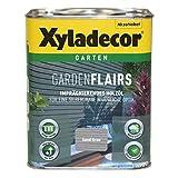 Xyladecor Garden Flairs 0,75L sand grau Holzöl Imprägnierung Metalleffektöl