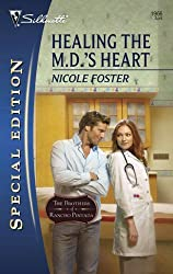 Healing the M.D.'s Heart (The Brothers of Rancho Pintada)