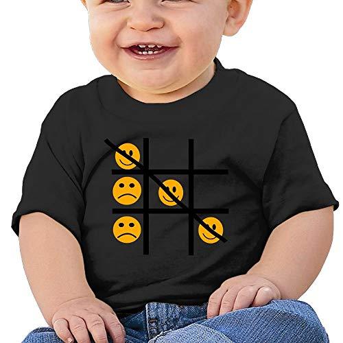 ac Toe Be Happy Short Sleeve T Shirts ()