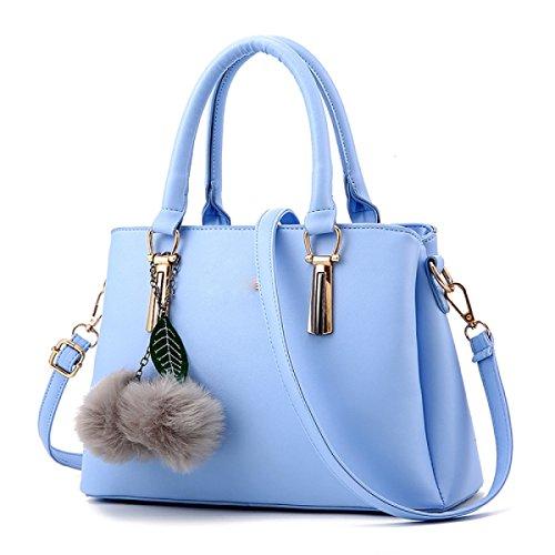 BUKUANG Frau Taschen Handtaschen Sommer Art Und Weise Einfache Handtasche Schultertasche Messenger Bag,A B