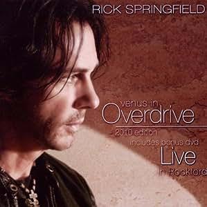 Venus in Overdrive & Live in Rockford