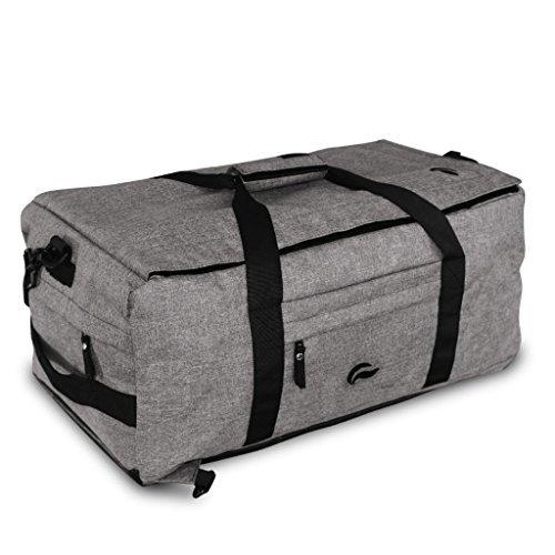 Vatra Skunk Hybrid Rucksack/Duffle Grau-Geruch Proof-Wasser Proof - Hybrid Duffle