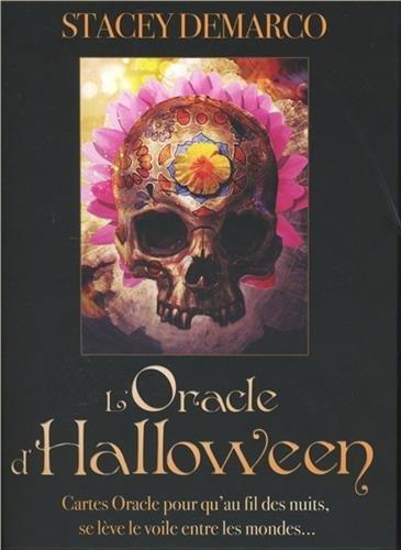 L'oracle d'Halloween : Cartes oracle pour qu'au fil des nuits, se lève le voile entre les mondes. Avec 36 cartes
