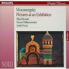 Mussorgsky: Pictures at an Exhibition - Promenade. Allegro giusto, nel modo rustico, senza allegrezza, ma poco sostenuto - attacca