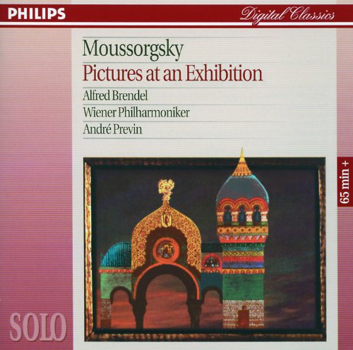 Mussorgsky: Pictures at an Exh...