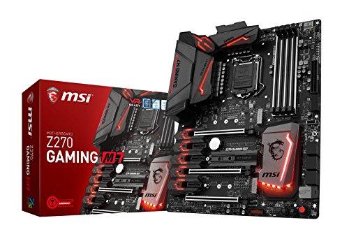 MSI Intel Z270 Z270 Gaming M7 7th/6th Gen USB2 Motherboard