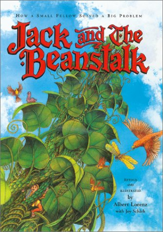 Jack and the beanstalk : how a small fellow solved a big problem