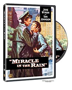 Miracle in the Rain [DVD] [1956] [Region 1] [US Import] [NTSC]