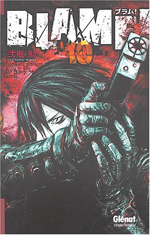 Blame ! Vol.10 par NIHEI Tsutomu