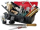 Werkzeugset von Selva – für Goldschmiede und Schmuckherstellung – Zusammenstellung mit mehr als 50 Werkzeugen mit allem, was zur Schmuckherstellung benötigt wird
