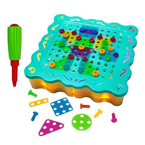 Puzzles Infantiles con LED