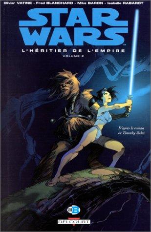 Star Wars : L'Héritier de l'Empire, tome 2