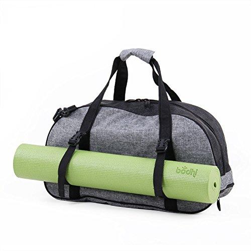 Yoga- und Sporttasche BODHI URBAN BAG mit Nassfach, für Hot Yoga Fans, als Weekender oder für\'s Fitness-Studio