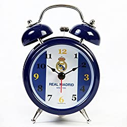 Real Madrid C.F. Bell Alarm Clock BL